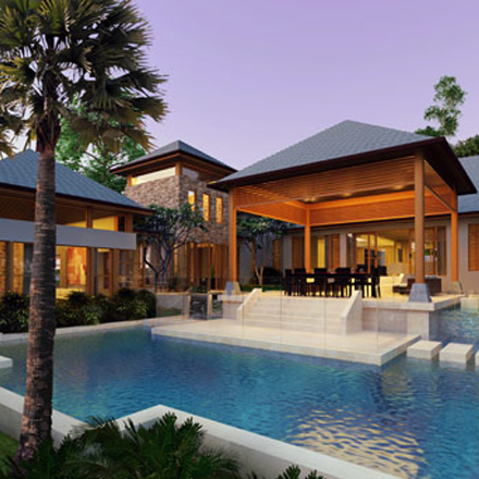 Most Of Our Tropical Bungalow Designs Have Evolved From Clients Tastes Ranging Bali