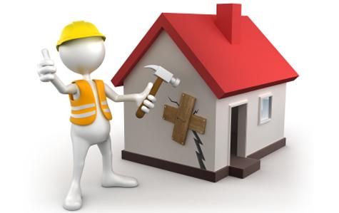 bungalow house maintenance