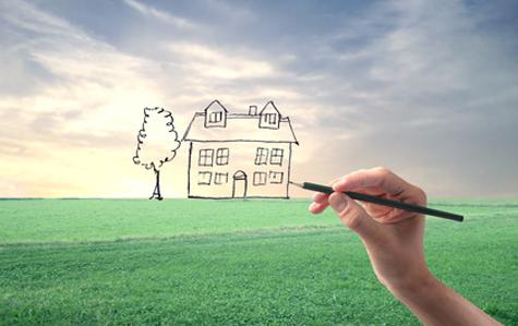 kim guan build dream house